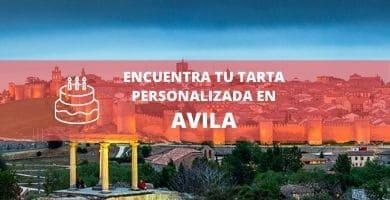 vista ciudad ávila