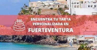 vista isla fuerteventura
