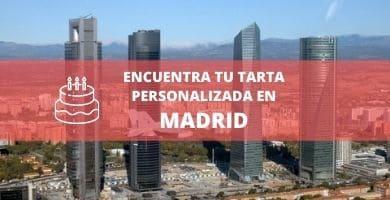 vista ciudad madrid
